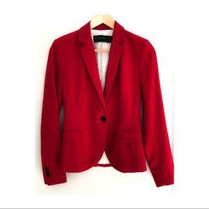 • Zara • Fitted power blazer